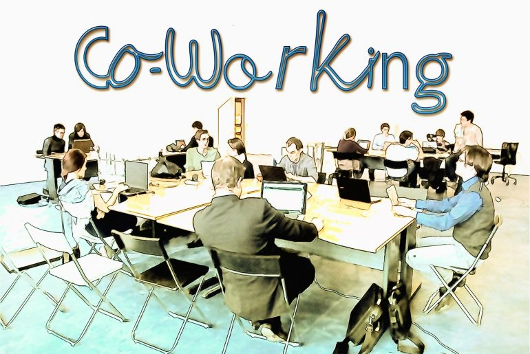 Coworking Space - Cowork King Kwun Tong